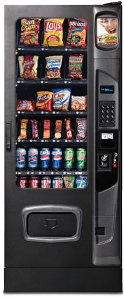 USI Alpine VT3000 Combo Vending Machine